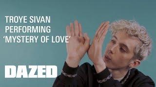 Troye Sivan recites 'Mystery of Love'