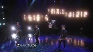 The Vamps ft. Demi Lovato - Somebody To You | Live at Ellen [HD]