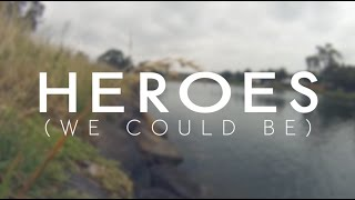 heroes we could be alesso feat tove lo sound made clearer cover