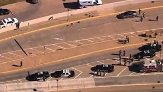 Okla. Airport Shooting Seen as Workplace Revenge