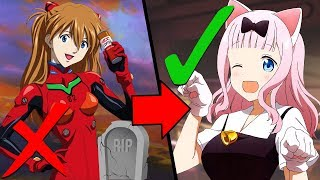 The Death Of Classic Anime