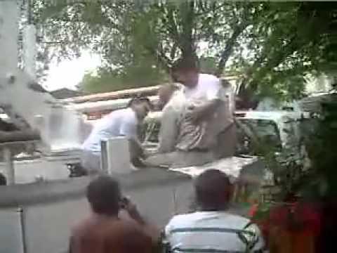 Video 133 D Accidente de CFE