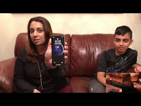 Xxx Mp4 Ten Year Old S Face Unlocks Face ID On His Mom S IPhone X 3gp Sex