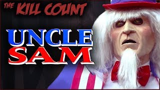 Uncle Sam (1996) KILL COUNT