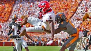 #7 Georgia vs Tennessee Highlights   College Football Week 5