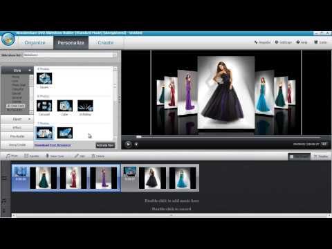 Easy Video Slideshow Maker Software