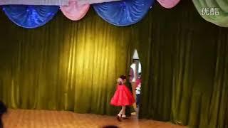 Indonesia child dance with rangabati song