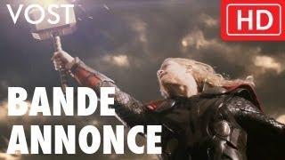 Thor : Le Monde des Ténèbres - Bande-annonce VOST -- Marvel | HD