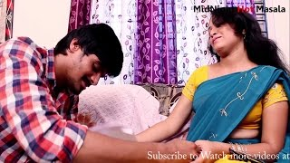 Indian beautifull housewife roamance with her Brother In Law...Telugu Romantic shortfilm