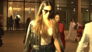 Deepika Padukone rocks the Airport Look & how ! Full Video
