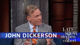John Dickerson Says The Presidency Has Become Impossible