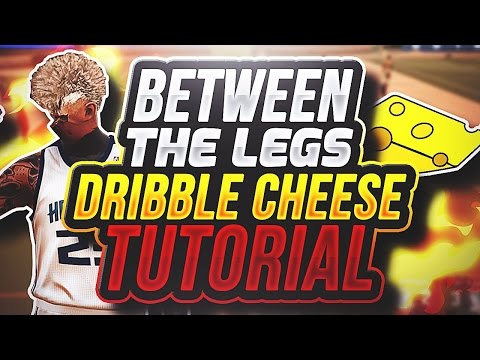 New Between the Legs Dribble CHEESE Tutorial | UNGUARDABLE Combos NBA 2k17
