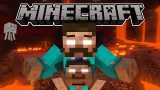 If Herobrine Had A Dad - Minecraft