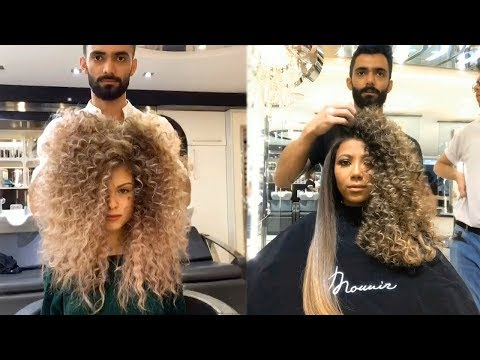Beautiful Hairstyles Tutorial by Professional 2018 | Amazing Hair Transformation