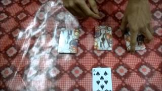 card magic trick- spell and get the card (bangla)