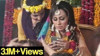 Police raid mehndi ceremony of actress Deedar - Dunya News
