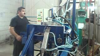 EPS ICF block molding machine