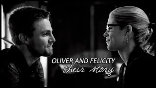 Oliver and Felicity • Their Story • [1x03-4x23]