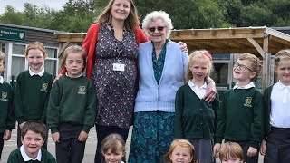 89-Year-Old Teacher Celebrates 70 Years in the Classroom
