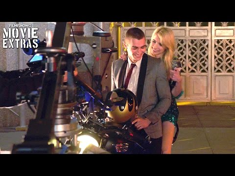Go Behind the Scenes of Nerve 2016