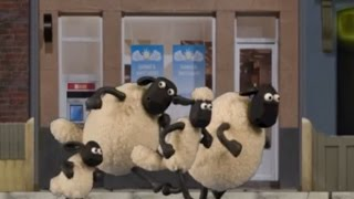 Best Mobile Kids Games - Shaun The Sheep - Shear Speed - Aardman Digital