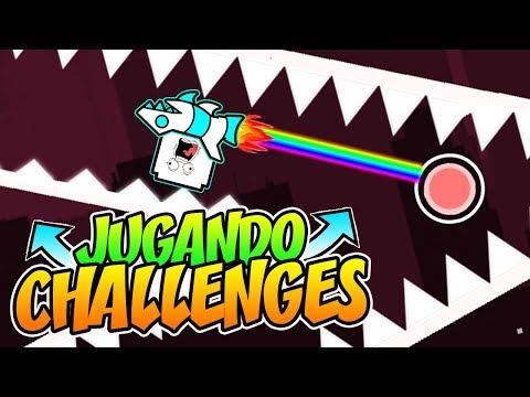 Xxx Mp4 JUGANDO CHALLENGES DE GEOMETRY DASH 2 2 VRO 3gp Sex