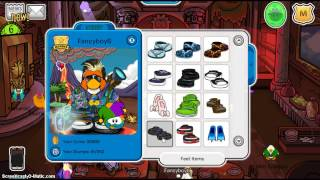 hunted hotel in club penguin
