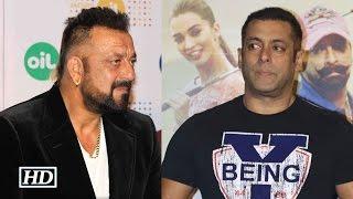 Sanjay Dutt Reacts on calling Salman Khan 'ARROGANT'