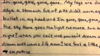 Hight School Lyric Music Video (Bullet HU)