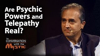 Are Psychic Powers and Telepathy Real? Dr. Devi Shetty with Sadhguru