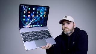 The Apple iPad MacBook Pro
