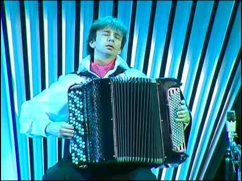 J.S.Bach Toccata in D minor. The best accordionist of the world Igor Zavadsky Ukraine
