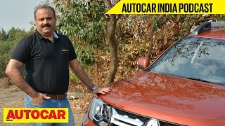 Interview | Sumit Sawhney | Renault India | Autocar India Podcast