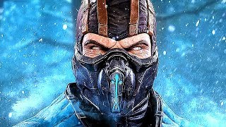 Mortal Kombat X Full Movie 2016 All Cutscenes (ENGLISH)