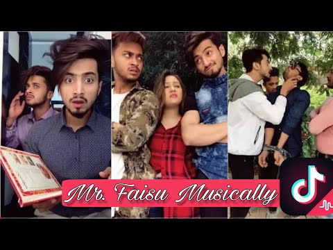Xxx Mp4 Mr Faisu Musically Mr Faisu Funny TikTok Videos Fun Villa 3gp Sex