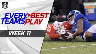 Every Team's Best Play from Week 11 | NFL Highlights