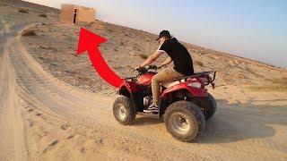رحلة بالدباب - لقينا بيت في البر! (ايش تتوقعو داخل)