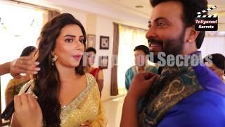 Shakib Khan-Shubasree getting ready for Projapati Mon Song||Tollywood Secrets
