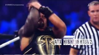 Triple H vs Roman Reigns   Wrestlemania 32   Highlights HD T1