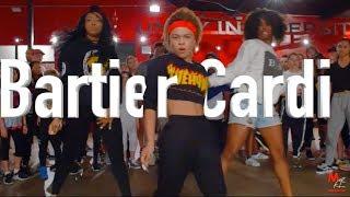 "Cardi B - ""Bartier Cardi""   Phil Wright Choreography   Ig : @phil_wright_"