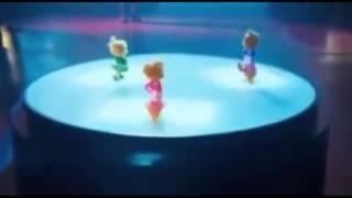 أجمل أغنية في العالم أغنية وكا وكا سناجب  ♥ Chipettes الرقص واكا واكا  ♥ zaki zakzok ♥