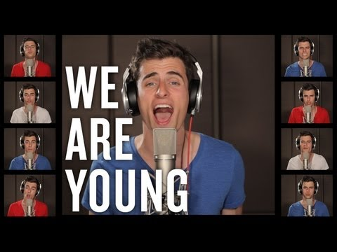 We Are Young fun. Mike Tompkins A Capella Cover