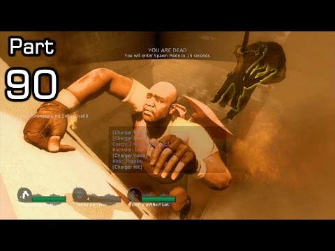 L4D2 Vs: Funny/Fail/Win Moments - 90 - Nick's Out Of Control!