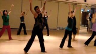 dum dum dum mast hai choreography and demonstration by master krish