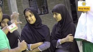 Hindus Girls Study in Madrasa Pratapgarh (Hindus communal Leader  Must Watch )