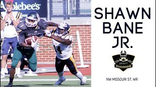 Shawn Bane, WR, NW Missouri St | 2019 NFL Draft Prospect | Official Highlights