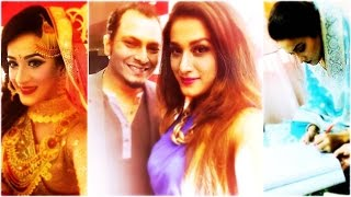 ভক্তকেই বিয়ে করলেন নাফিসা কামাল ঝুমুর । BD Model and Actress Nafisa Kamal Jhumur Wedding