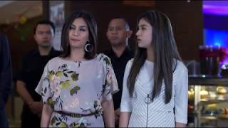 Siapa Takut Jatuh Cinta: Wahh Tante Tari Tahu Laras Ada di Rumah Vino   Tayang 25/05/2018