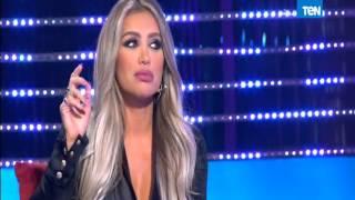 برنامج 5 مواه - رسالة من داعش على الهواء لمايا دياب ... داعش تطلب مايا دياب لجهاد النكاح !!