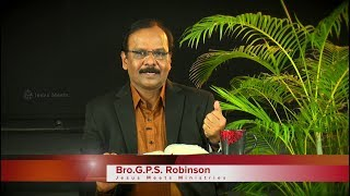 Talk to Bro. G.P.S. Robinson Right NOW @ 7:00PM IST